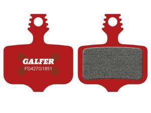 Galfer Bromsbelägg (E-BIKE, Advanced) Avid Elixir - SRAM XX
