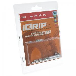 iGrip Skruvdubb (ST) 8mm (gympaskor / löparskor)